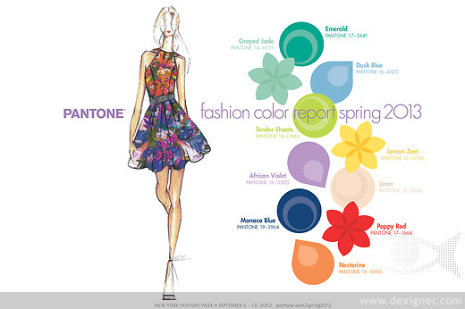 Spring Pantone-2013-1