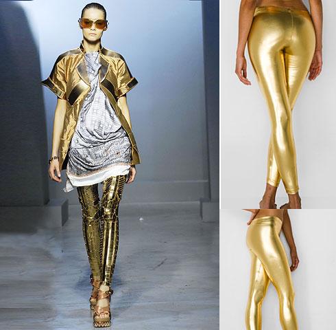 gold_leggings