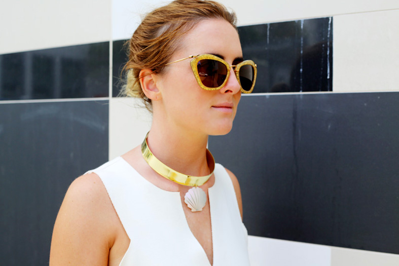 chase-dakota-miu-miu-sunglasses-what-the-water-gave-me-neck-cuff-ellery-dress