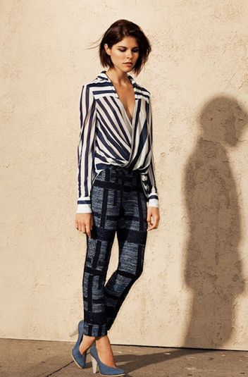 derek-lam-stripe-shirt-patterned-pants-w352