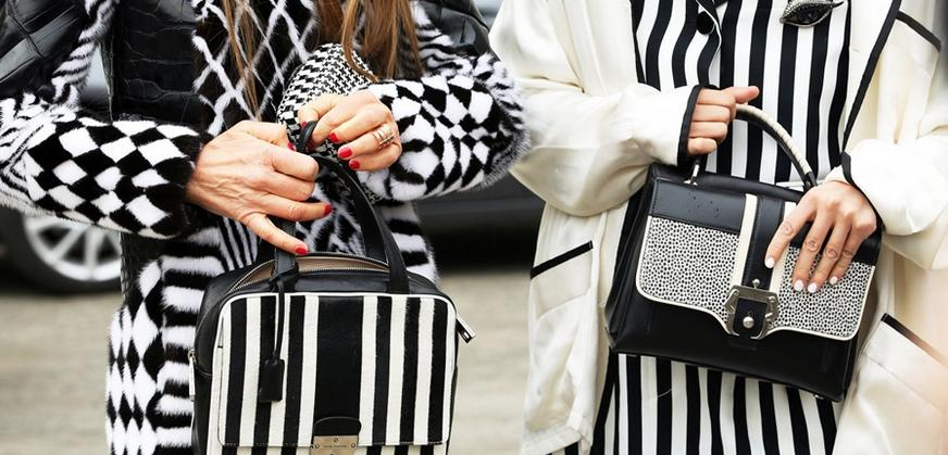 Fashion trend stripes