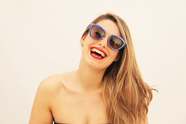 giulia-de-martin-iamitalian-preview-limited-edition-2013-miu-miu-blue-sunglasses