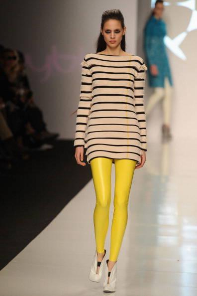 Byblos: Runway - Milan Fashion Week Womenswear Autumn/Winter 2012/2013