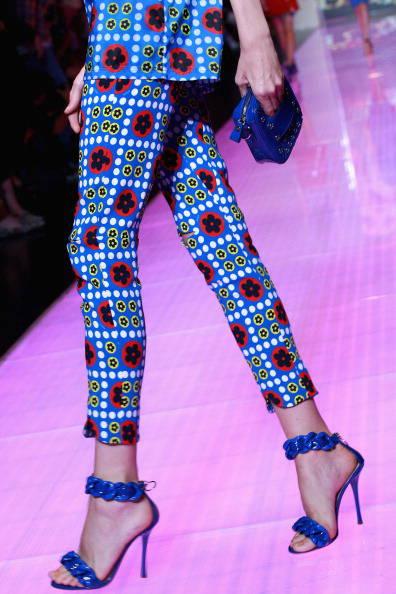 Versus - Runway - Milan Fashion Week Womenswear S/S 2013