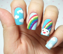 intheclouds_rainbow_nails (6)