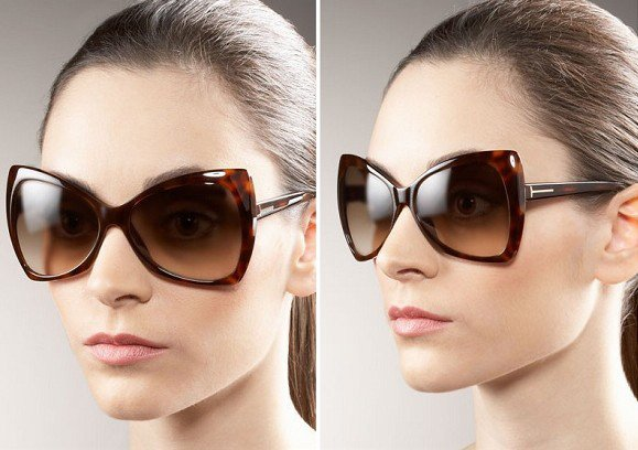 Women-s-Sunglasses-Fashion-Sunglasses-Bowknot-Box-Type-Sunglasses-Smoked-Darker-Sunglasses-Freeshopping