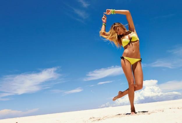 bikini-giallo