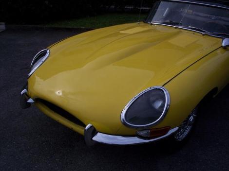 E Type Roadster 3.8 S1 1962 giallo canarino 022