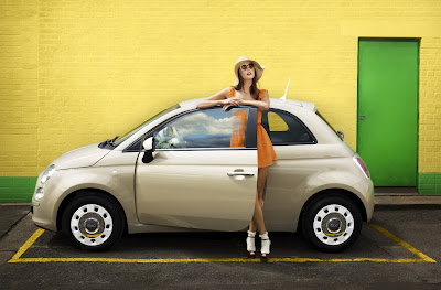Fiat 500 Retro Colors (2)