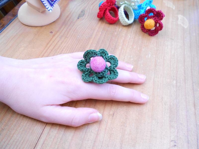 Crochet rings 001