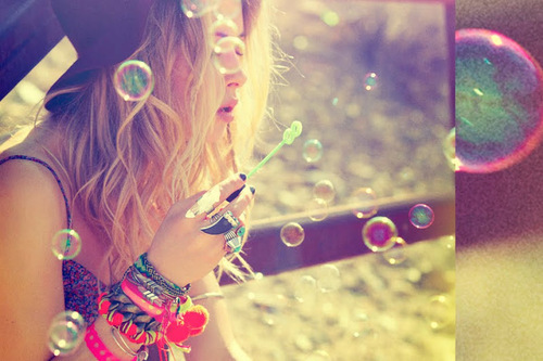 blonde-bubbles-cool-fashion-Favim.com-501268