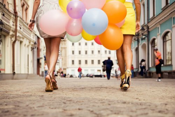 Friends balloon shot myexquisite life
