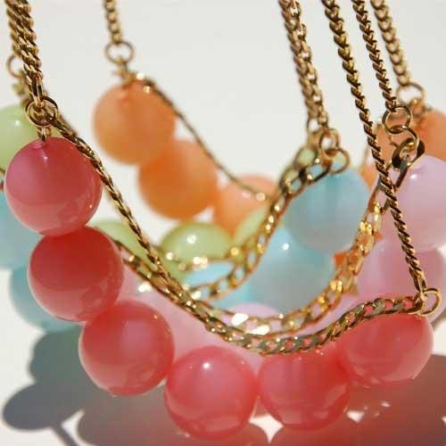 Pastel-Color-Bubble-Gum-Fashion-Necklaces