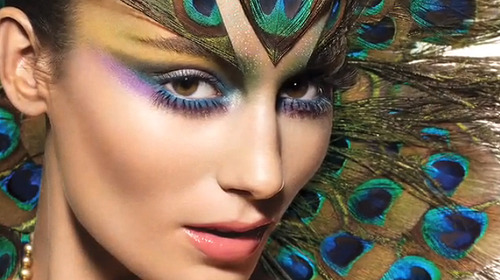 sephora-makeup-peacock
