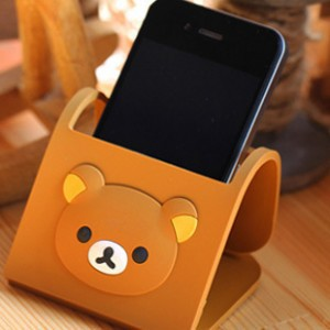2013-fashion-Rilakkuma-foldable-universal-mobile-phone-s4-holder-font-b-smartphone-b-font-display-stand