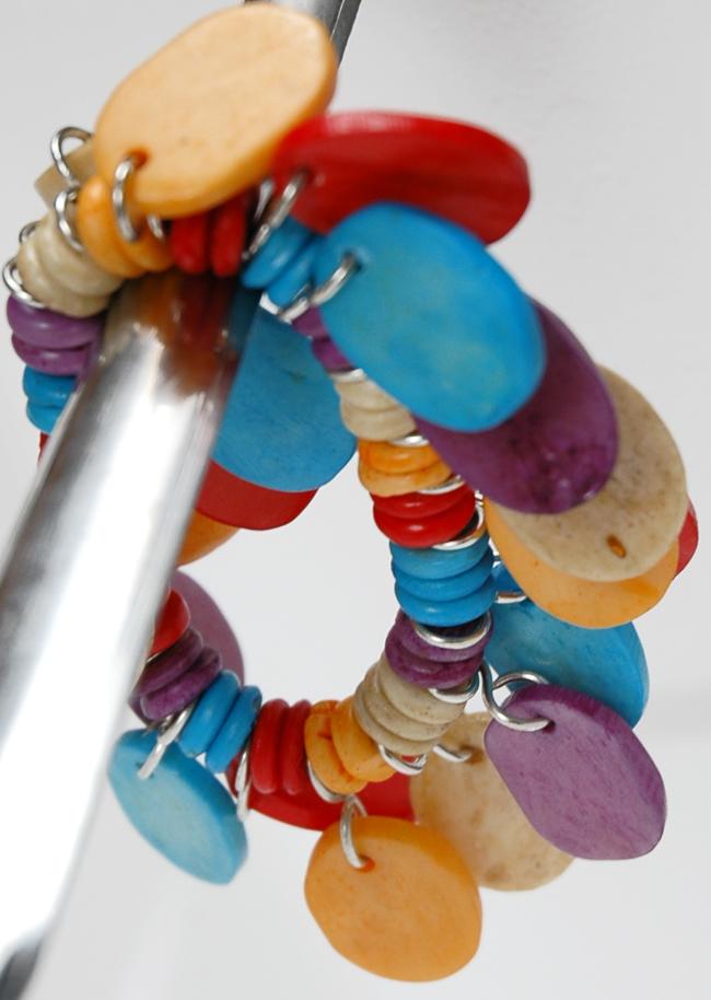 2726-rainbow-wood-rings-fashion-bracelet