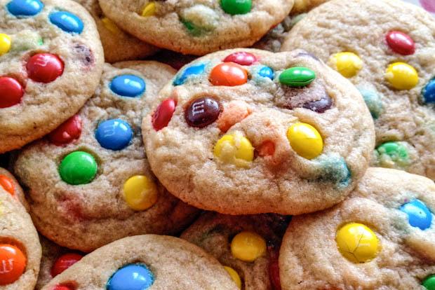 Rainbow-Cookies