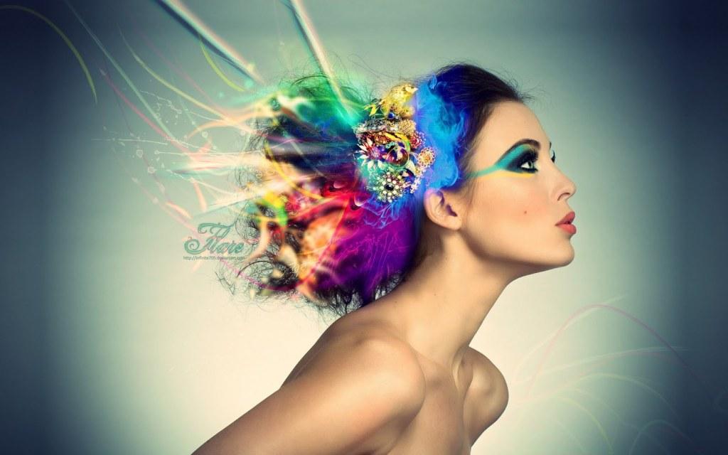 rainbow-hair-wallpaper