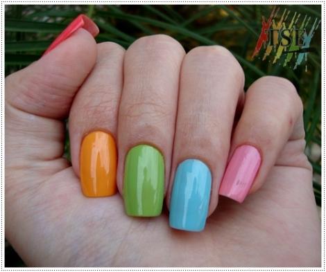 rainbow-nails