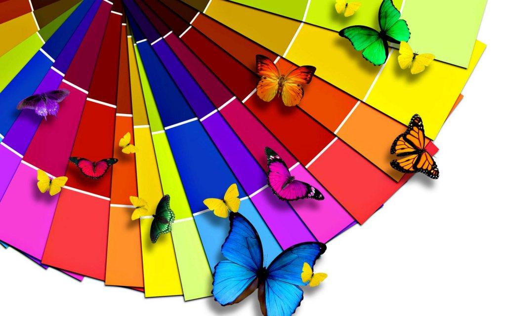 Rainbow_paper_fan