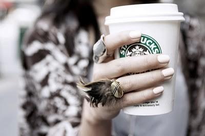 ring,starbucks,fashion,nail,polish,feather,coffee-0fc6d1360a69f6132ef991ffab68a46c_h_large