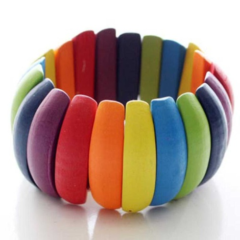 Zyx-Dkh-D-0002-Bangles-Rainbow-Womens-Fashion