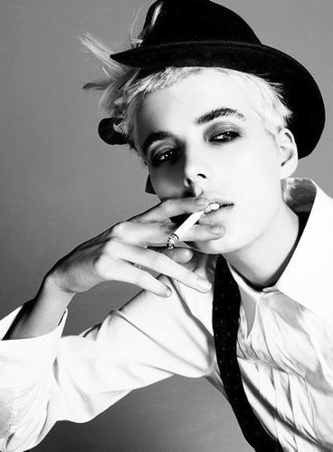 agyness-deyn-black-and-white-fashion-girl-jade-photography-Favim_com-83239