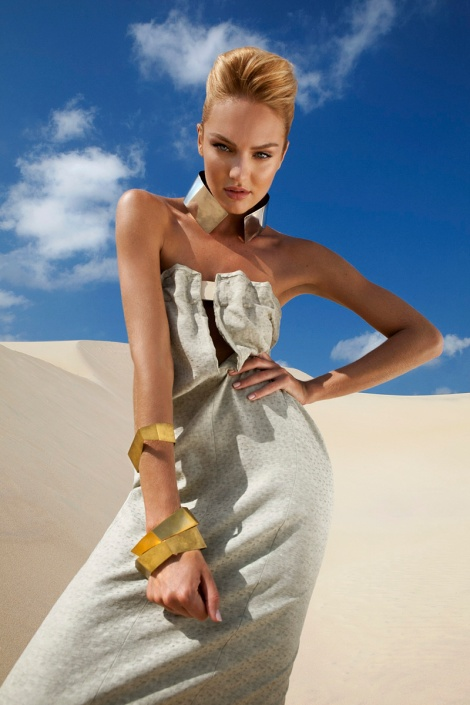 Candice Swanepoel by J.R. Duran (Queen Of The Desert – Vogue Brazil October 2011) 3