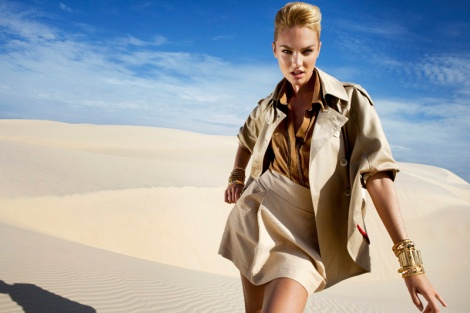 Candice Swanepoel by J.R. Duran (Queen Of The Desert – Vogue Brazil October 2011) 6