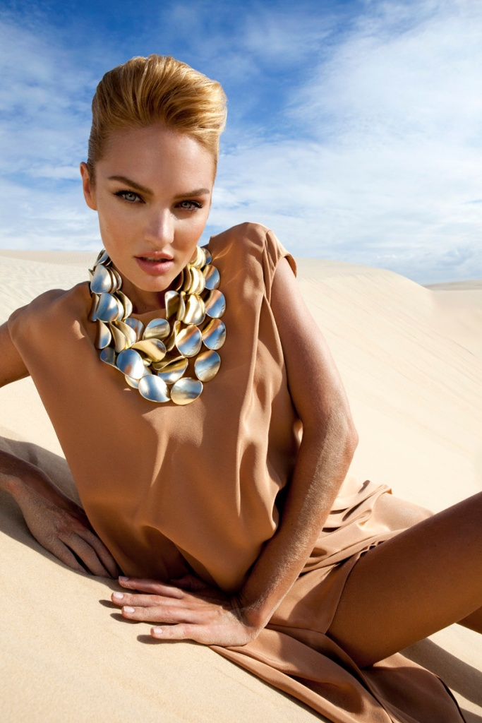 Candice Swanepoel by J.R. Duran (Queen Of The Desert – Vogue Brazil October 2011) 8