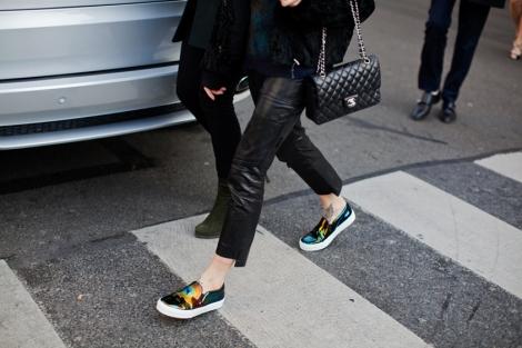 frivoliciouz carolines mode Celine sneakers
