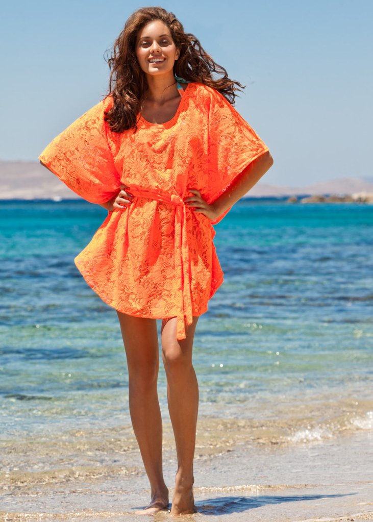 neon-orange-lace-dress-paolita-swimsuits-and-beachwear